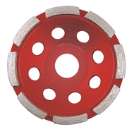 DTA Boss 175mm Single Row Diamond Cup Grinding Wheel