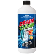Pascoes 1L Drain Clean Liquid