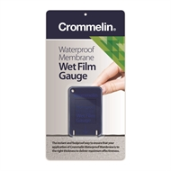 Crommelin Waterproof Membrane Wet Film Gauge