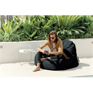 Mojo Black MyChair Outdoor Cushion