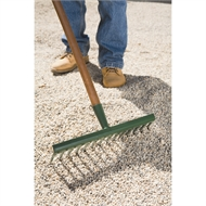 Cyclone 14T Long Handle Landscape Rake