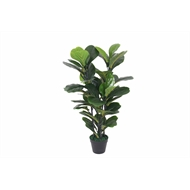 90cm Artificial Fiddle Leaf Fig Tree