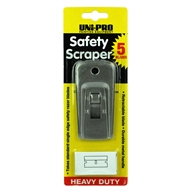 Uni-Pro Heavy Duty Safety Paint Scraper