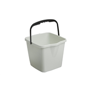 Ezy Storage 12L Square Bucket