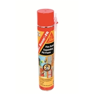 Sika 750ml Fire Rated PU Expanding Foam