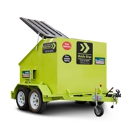 For Hire: Mobile Skip 4m Skip Bin - 7 Days