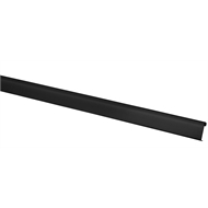 Flexi Storage 558.8mm Black Hang Track Cover