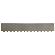 GumLeaf 1200mm Colorbond Metal Corrugated Gutter Guard - Jasper