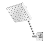 Methven WELS 3 Star 9L/min 170mm x 120mm Maha Shower Hirise