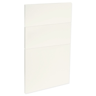 Kaboodle 450mm Almine Glaze Modern 3 Drawer Panels