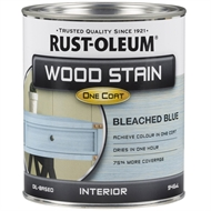 Rust-Oleum 946ml Bleached Blue Wood Stain