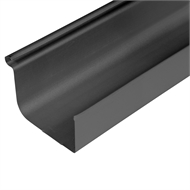COLORBOND® Steel 0.42 x 115mm Quad Gutter - Night Sky