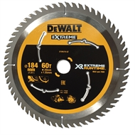DeWALT 184mm 60T XR Circular Saw Blade