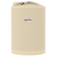 Polymaster 3360L Round Corrugated Poly Water Tank - Merino