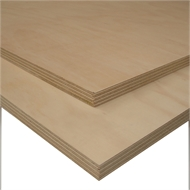 1220 x 810 x 4mm Marine A Grade Plywood