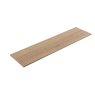 Flexi Storage 1200 x 300 x 16mm Oak Shelf