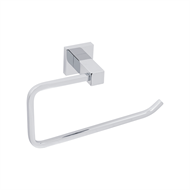 Azzurra Bathroom Furniture Chrome 17 Series Towel Ring