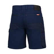 Hard Yakka 92R Navy Cargo Shorts