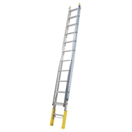 Bailey 3.8 - 6.2m 130kg Aluminium Leveller 12 Extension Ladder