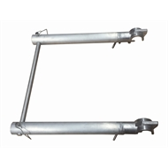 Gorilla Scaffold Ladder Stand Off Arms