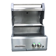 CROSSRAY 2-Burner In-Built Infrared BBQ
