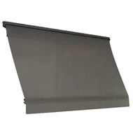 Windoware Sunscreen Fixed Arm Awning Blind - 2400mm x 2100mm Sunscreen