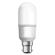 Osram 7W 750lm Cool White LED Value Stick B22D Globe