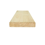 140 x 45mm MGP10 Untreated Pine Timber Framing - 5.7m