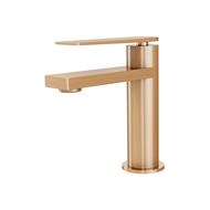 Mondella WELS 4 Star 7.5L/min Brushed Rose Gold Signature Basin Mixer