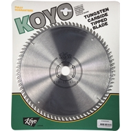 Koyo 260mm 80T 25.4mm Bore Circular Saw Blade For Timber Cutting