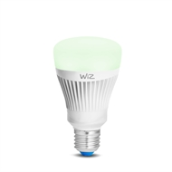 WiZ A60 E27 800lm Colour Adjustable Wi-Fi Smart Lamp