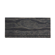 Glosswood 90 x 9mm x 3.6m Charcoal Matte Lining Board - 10 Pack