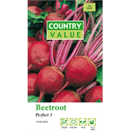 Country Value Perfect Beetroot Vegetable Seeds