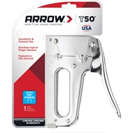 Arrow T50 Heavy Duty Staple Gun All Purpose