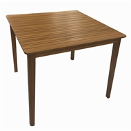 Elwood Square Timber Table