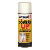 Zinsser Covers Up 369g Stain Sealing Ceiling Paint Aerosol