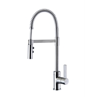 Methven WELS 4 Star 7.5L/min Satin Gaston Pull Down Sink Mixer