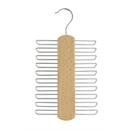LTW Beech Timber Tie and Belt Hanger