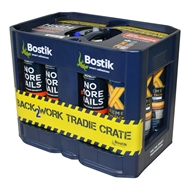 Bostik 300ml Construction Adhesive - 12 Pack