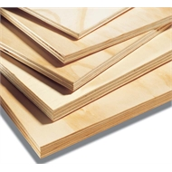 BC Plywood 1200 x 896 x 9mm Project Panel