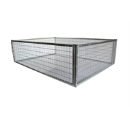 Trailers 2000 7 x 5' Universal Trailer Cage