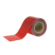 Croc Grip 2m x 48mm Red DOT C2 Highly Reflective Tape