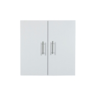 Bedford 600 x 600 x 300mm White 2 Door High Moisture Resistant Wall Cabinet
