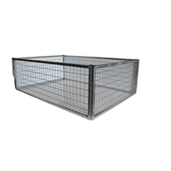 Trailers 2000 6 x 4' Universal Trailer Cage