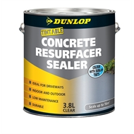 Dunlop 3.8L Concrete Resurfacer Sealer