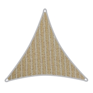 Coolaroo 3.0m Beech Triangle Shade Sail
