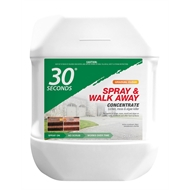 30 Seconds 20L Spray And Walk Away Concentrate