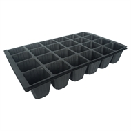 Saxon 24 Cell Seed Tray - 3 Pack