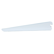 Flexi Storage 470mm White Double Slot Bracket