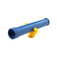 Swing Slide Climb Plastic Blue Telescope